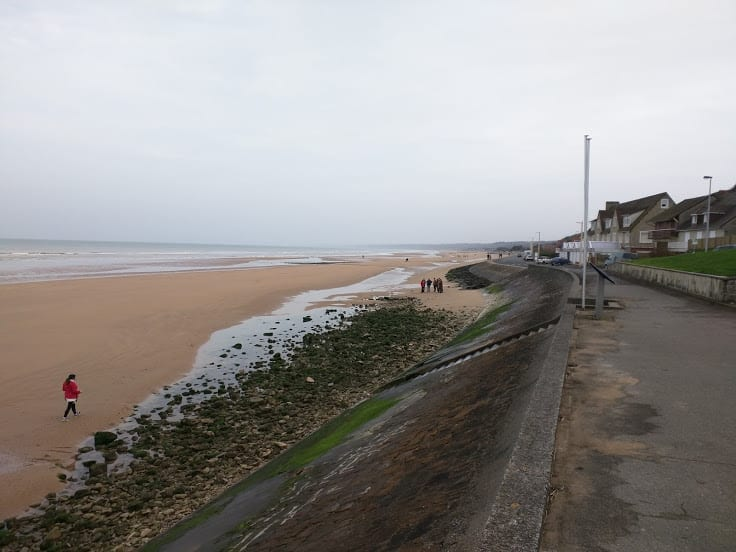 Omaha Beach and the other Normandy Beaches must be part of any D Day Tour