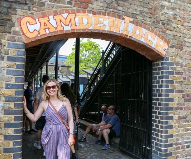 Camden Lock Market London