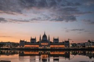 Walking in Jeff's Footsteps Part 1: Budapest
