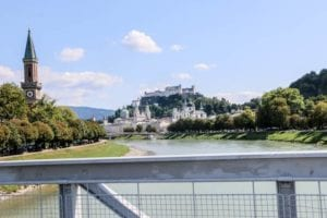 Lost in Salzburg and Finding Music in Every Step
