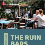 A Ruin Bar in Budapest