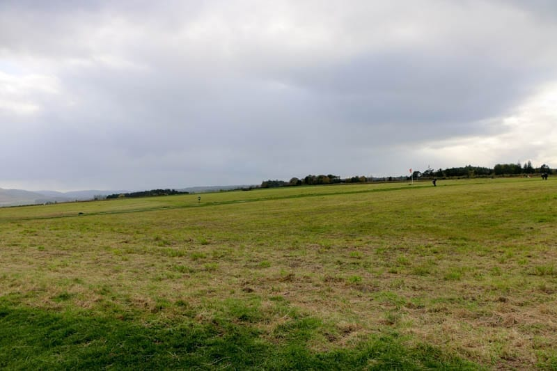 Culloden Field in the Scottish Highlands