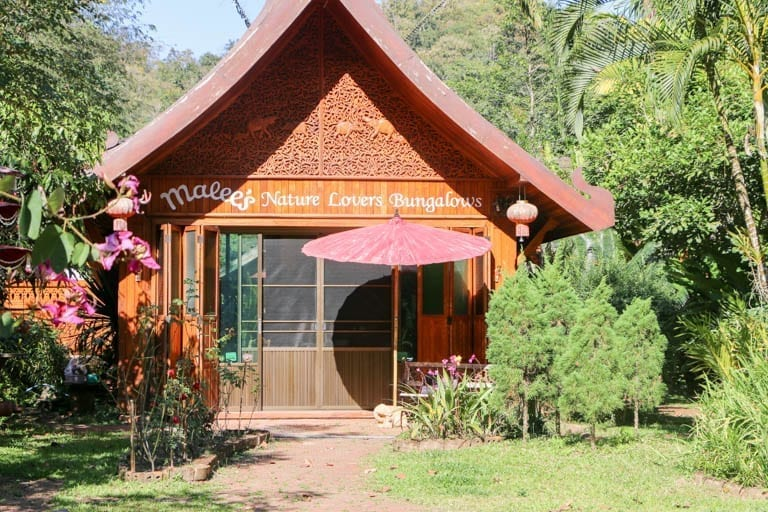 Malee's Nature Lovers Bungalow