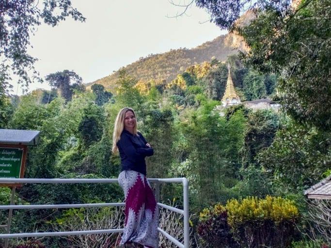 Wat Tham Pha Plong Temple