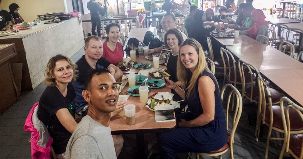 A Kuala Lumpur Street Food Tour