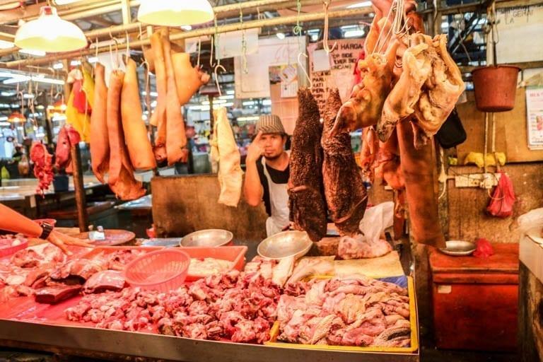 Kampung Baru Meat Market