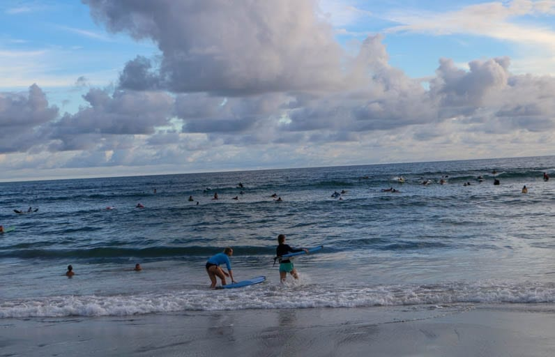 Batu Bolong Beach, Canggu, Bali