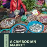 A Siem Reap Market