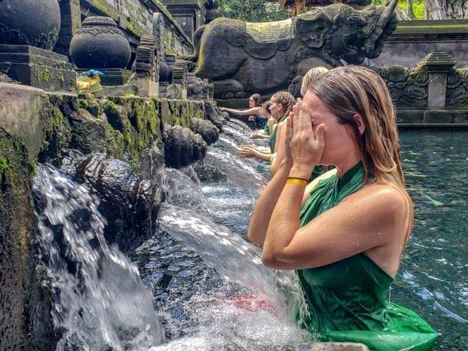 Water Purification, Bali