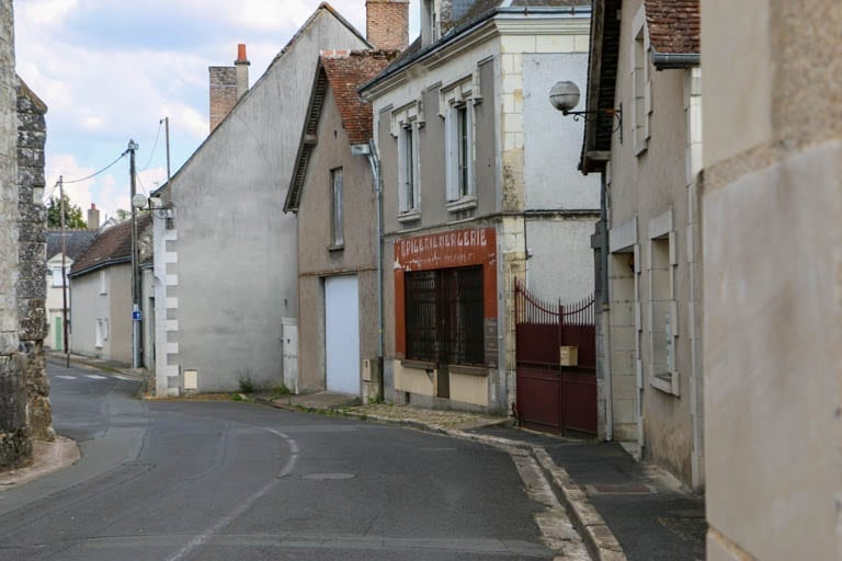 Saint-Martin-le-Beau streets