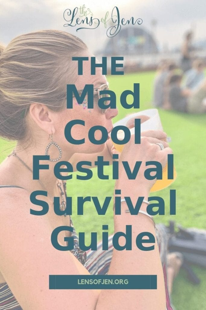 Mad Cool Festival Guide