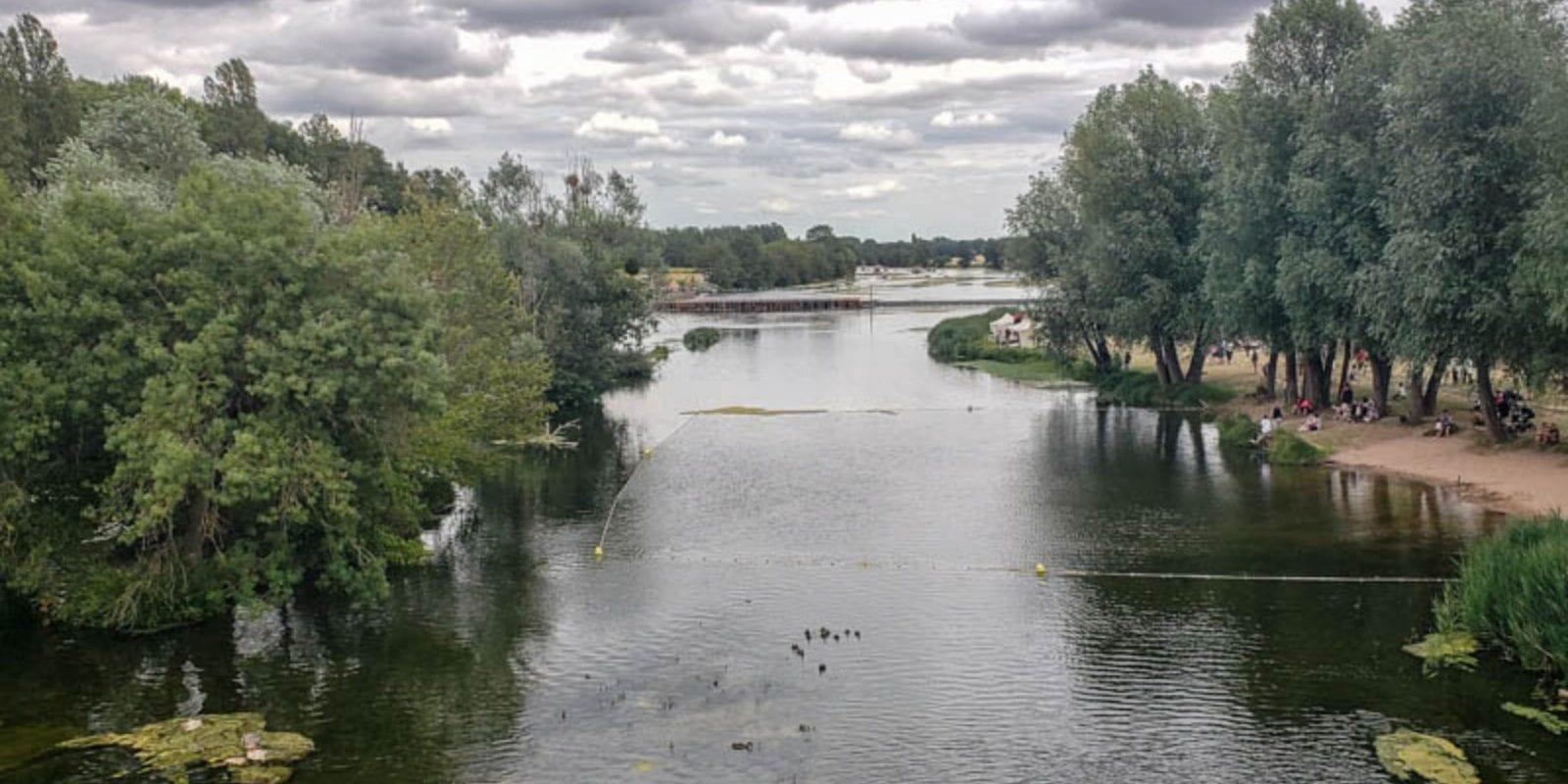 river cher loire valley