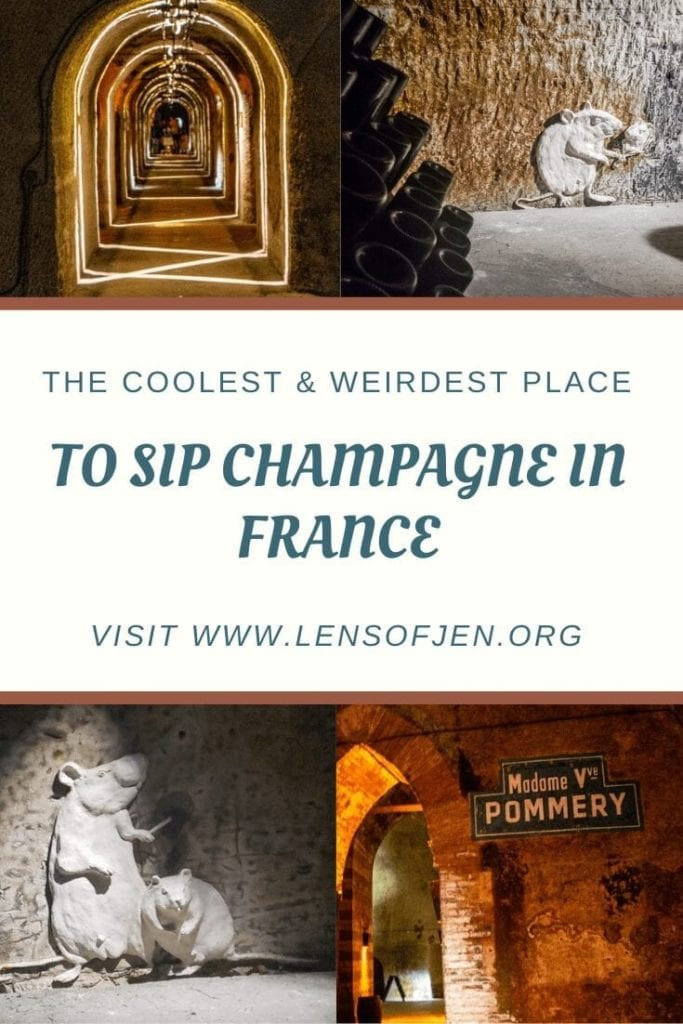 Madame Pommery Champagne House