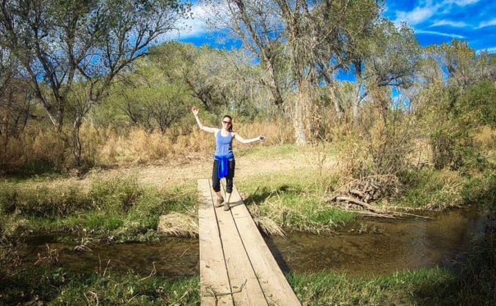 Anza Hiking Trail at Tubac Presidio State Park
