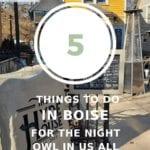 The Hyde House Boise
