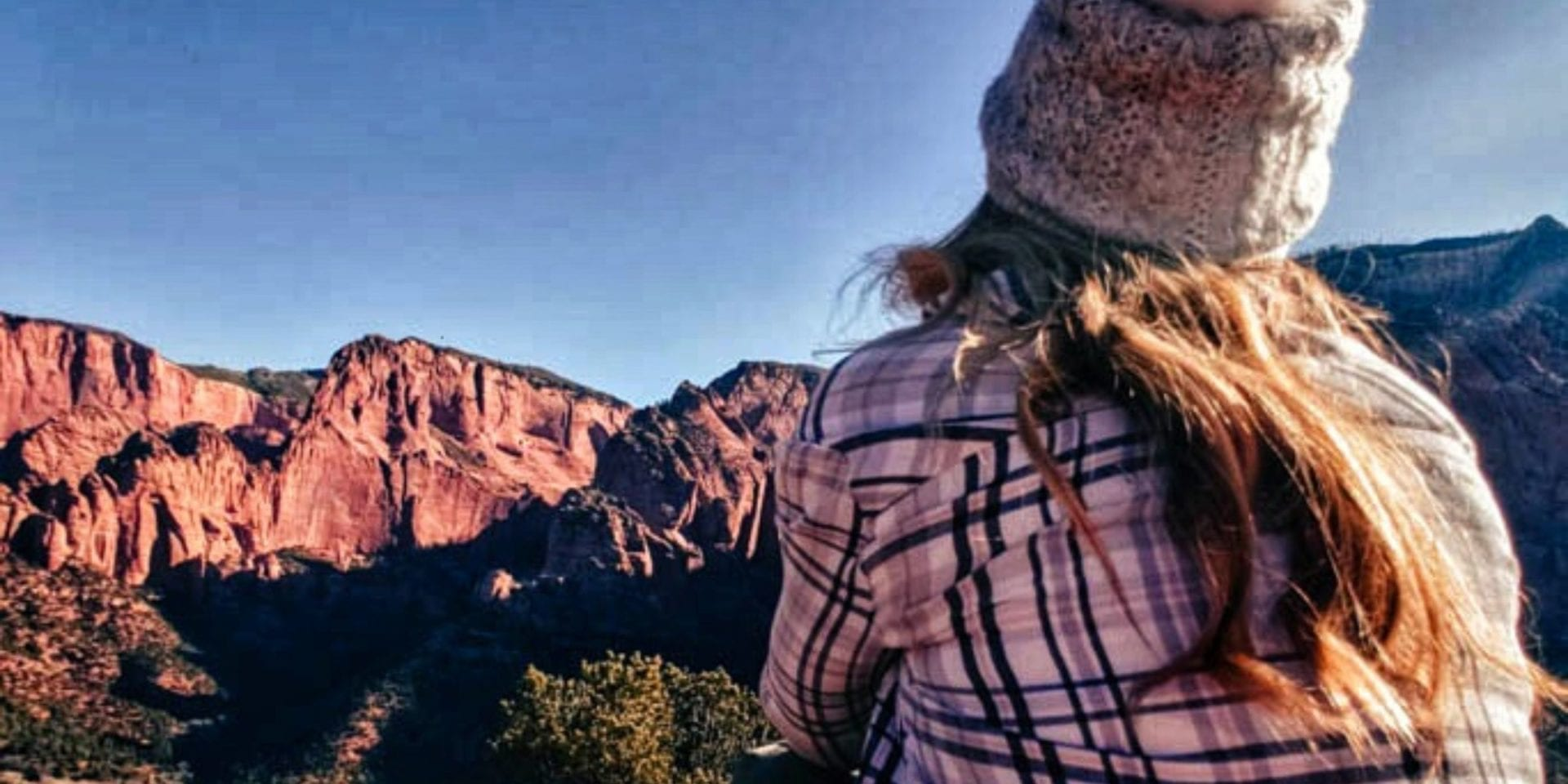 Kolob Canyons at Zion National Park: the secret way to see the park!