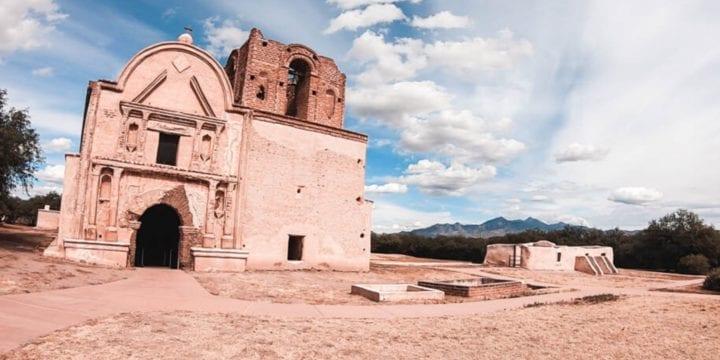 San Jose Mission at Tumacacori National Historical Park