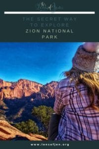 Kolob Canyons Zion National Park