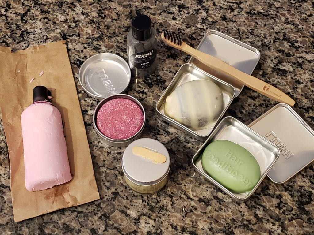 Lush products are all made to be a sustainable stocking stuffer