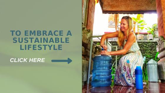 Woman unscrewing a five-gallon water jug