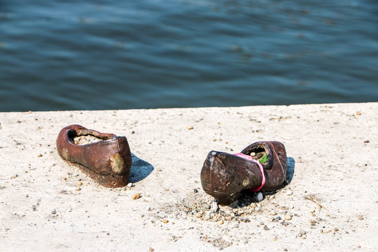 Shoes on the Danube, a must-see WWII site in Budapest