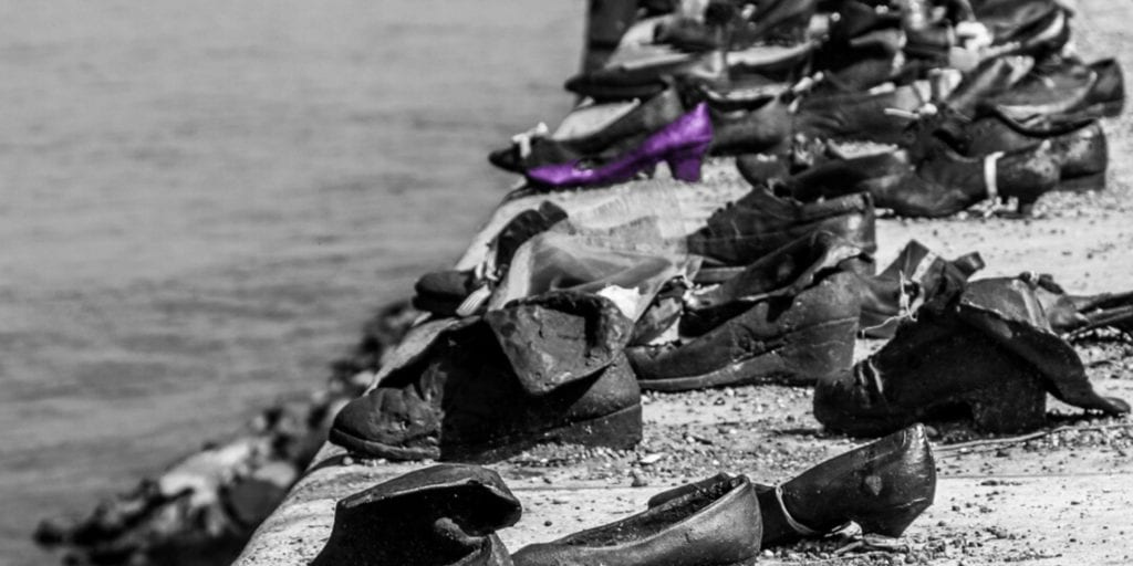 The Shoes on the Danube memorial is a lesson in the importance of travel and history