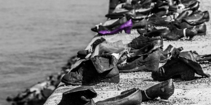 Shoes on the Danube is a must-see WWII site in Budapest