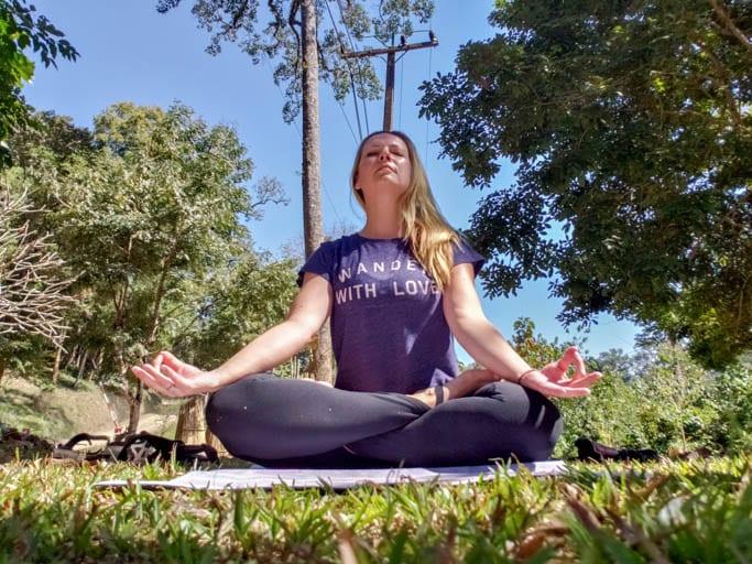 Meditation in Thailand