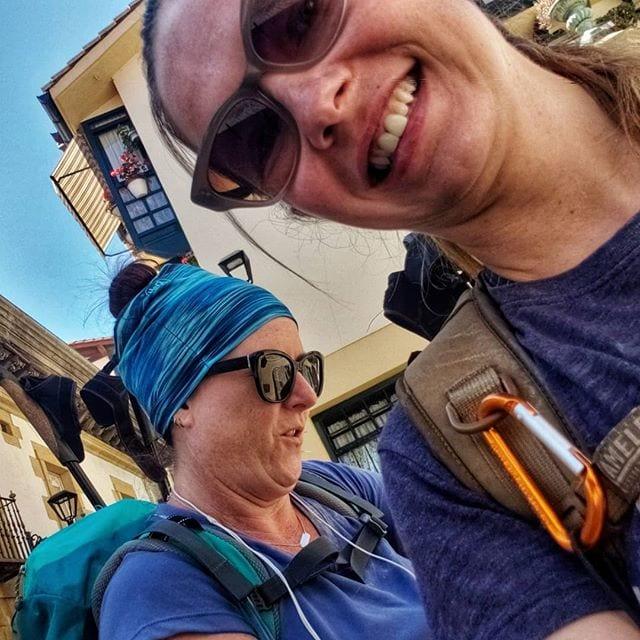 Teamwork on the Camino de Santiago