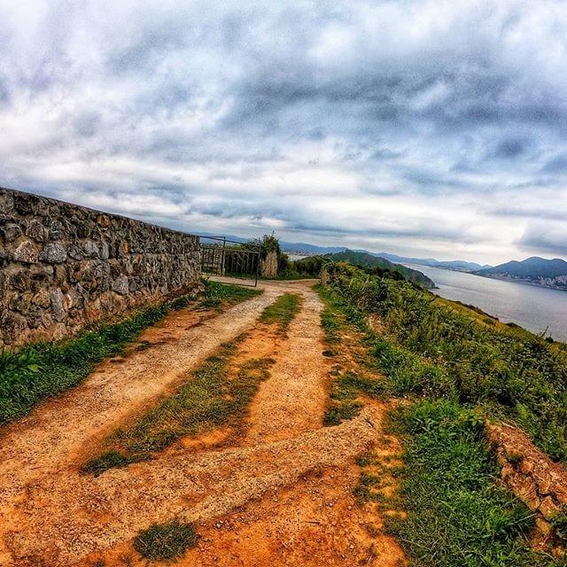 Paths on the Camino de Santiago