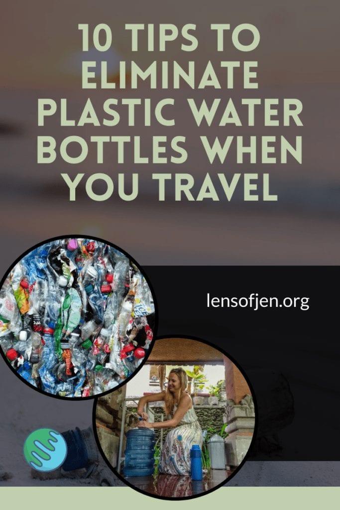 Plastic Water Bottles Polluting Environment