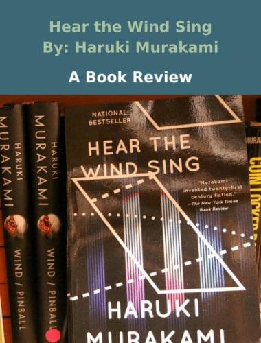 Trilogy of the Rat Series by Haruki Murakami