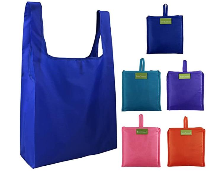reusable bag for your eco-friendly travel bag