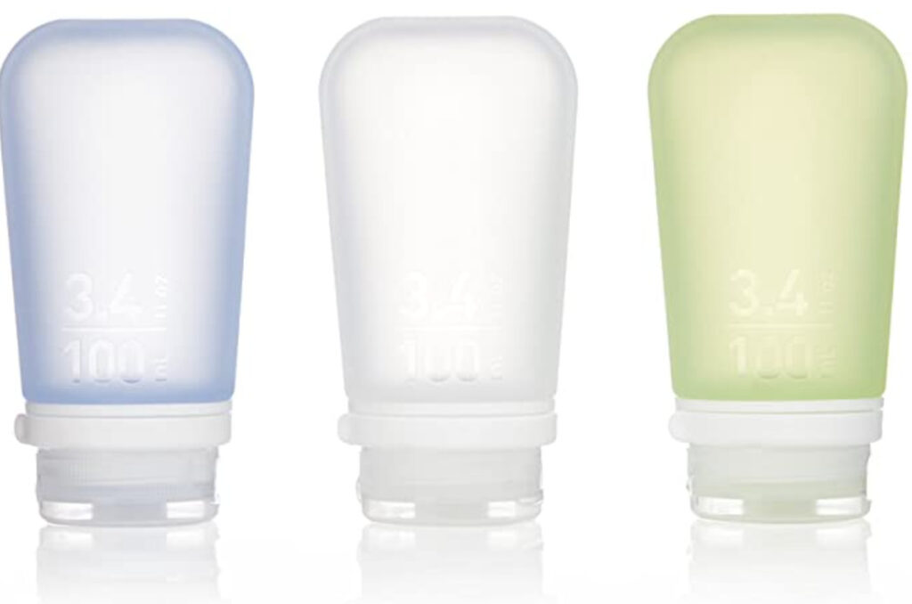 reusable tubes are perfect eco-friendly addition to your carry-on