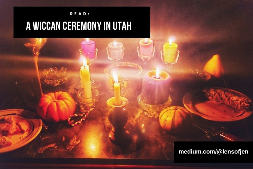wiccan ceremony