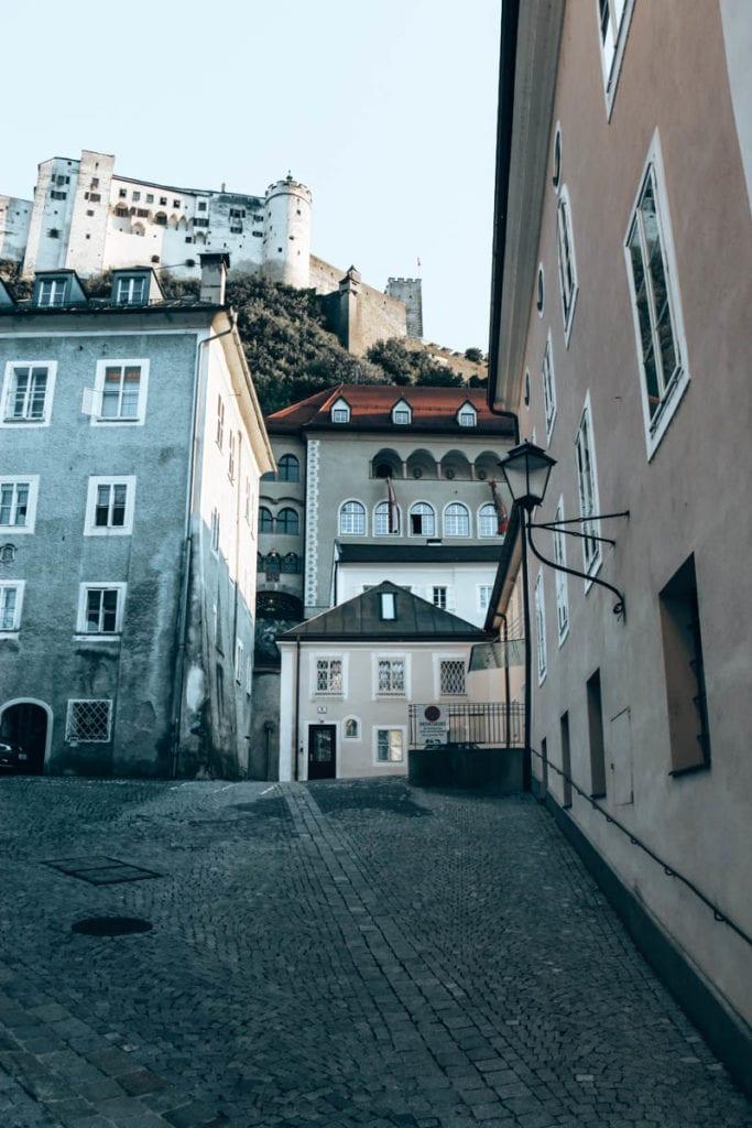 A walking tour of Salzburg