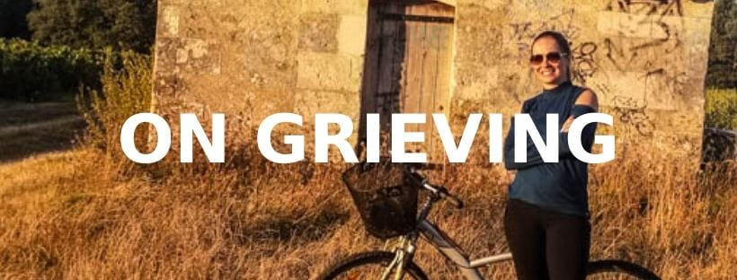 ON GRIEVING