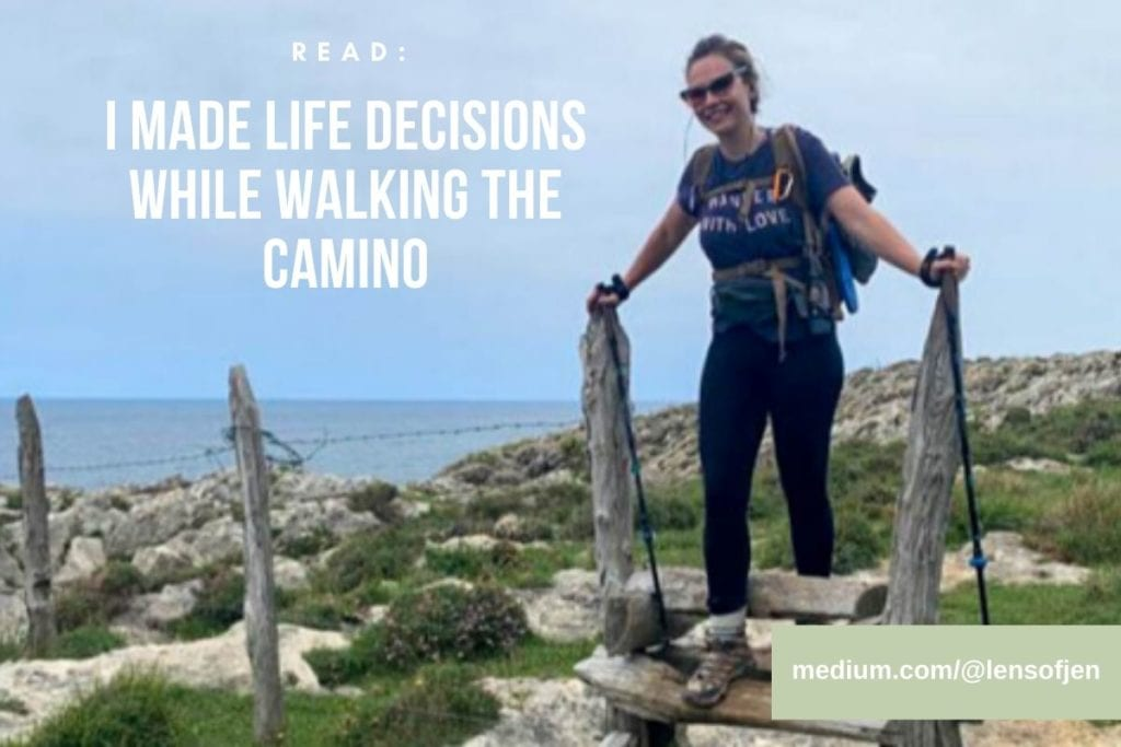 Grieving on the Camino