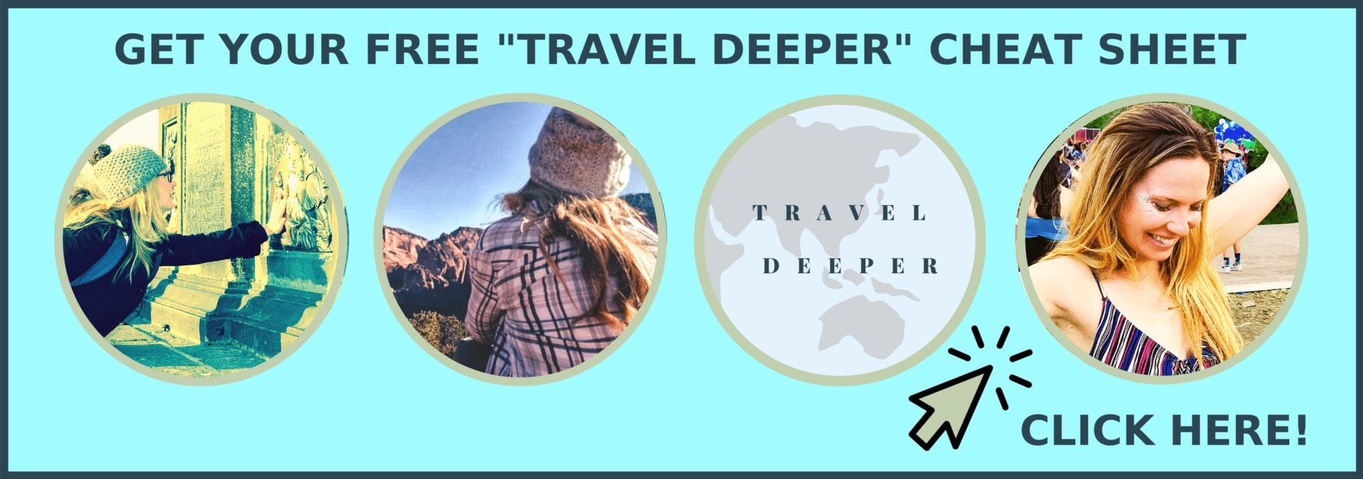How to Travel Deeper