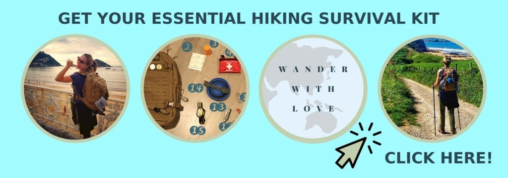 Essential Hiking Survival Kit Sign-In