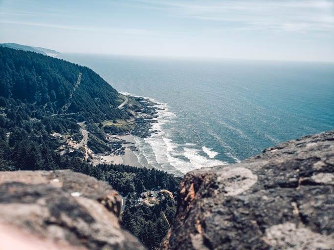 View of Cape Perpetua