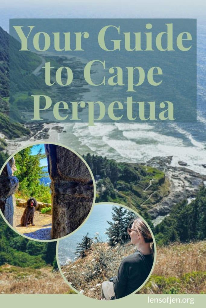 Cape Perpetua Guide