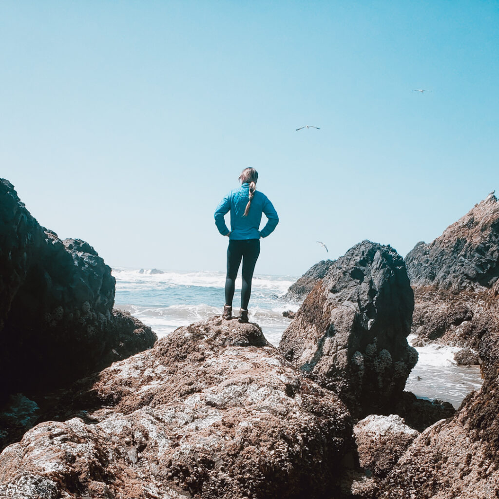 seal rock is a must-stop on any Oregon Coast road trip