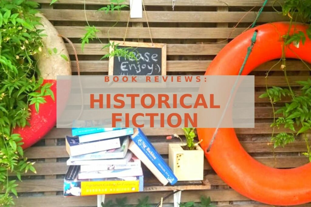 Historical Fiction Books To Read