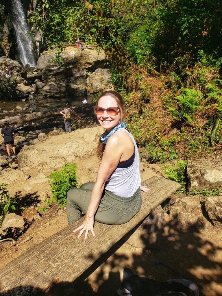 Drift Creek Falls Trail is a hidden stop on an Oregon Coast road trip
