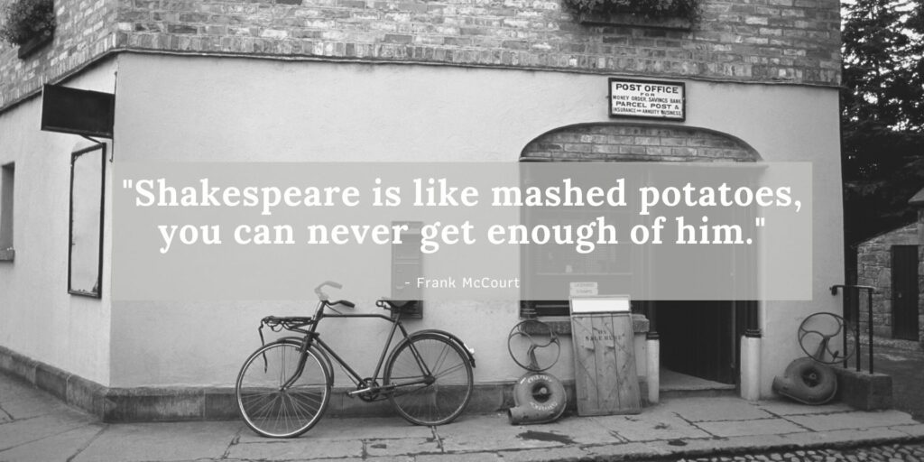 Quote from the book Angela's Ashes