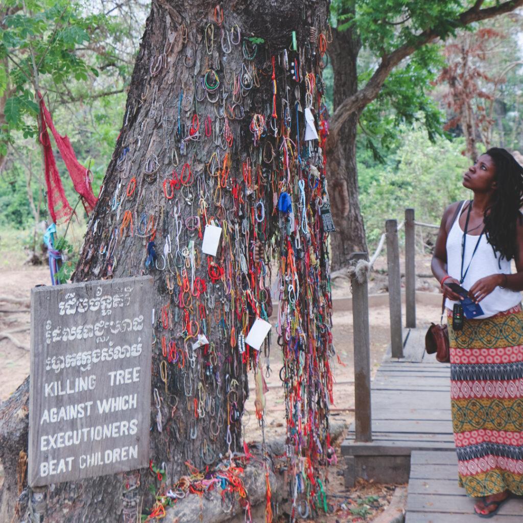 The Killing Tree in Cambodia