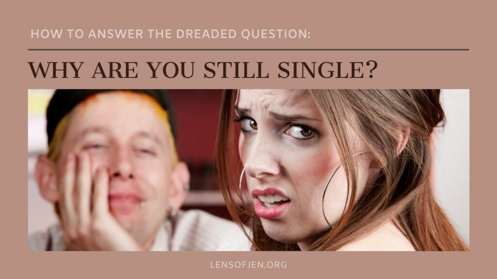 Feature image of why are you still single