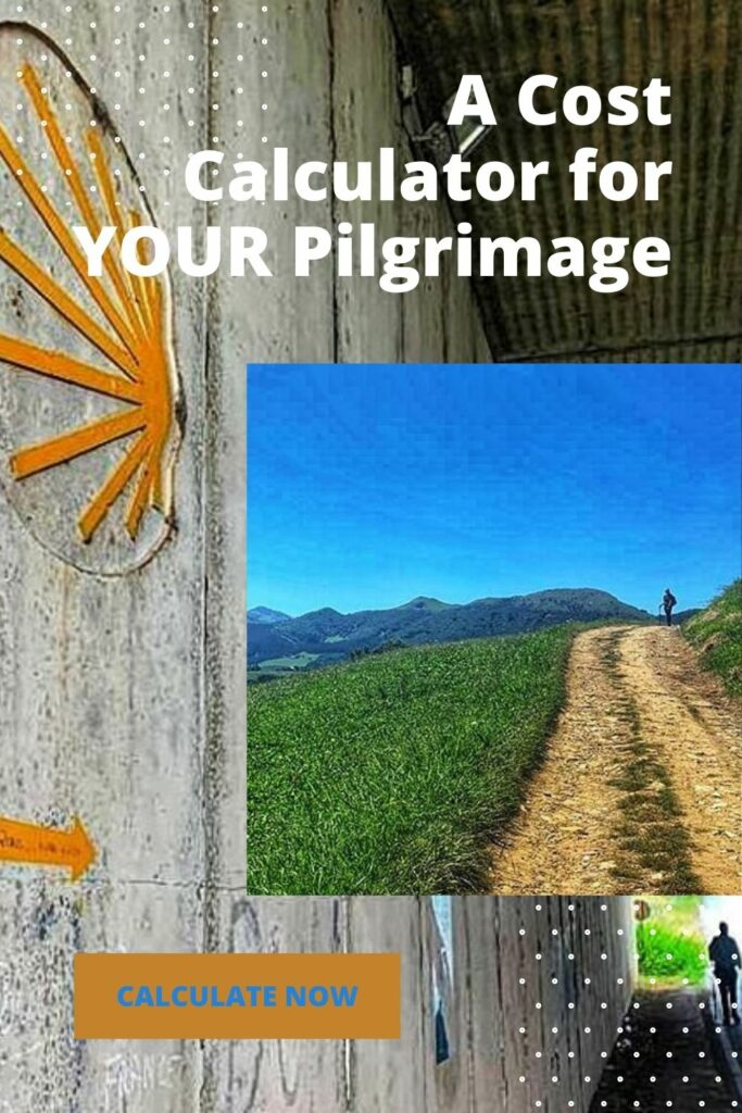 A camino pin for pinterest