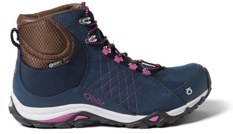 The Oboz hiking boots will be on my next Camino de Santiago packing list